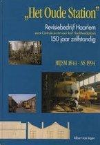 Oude station revisie bedrijf Haarlem