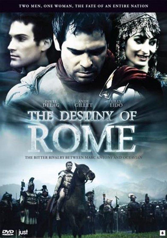 Cover van de film 'Destiny Of Rome'