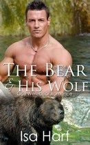 The Bear and His Wolf (Gay Werebear Romance)