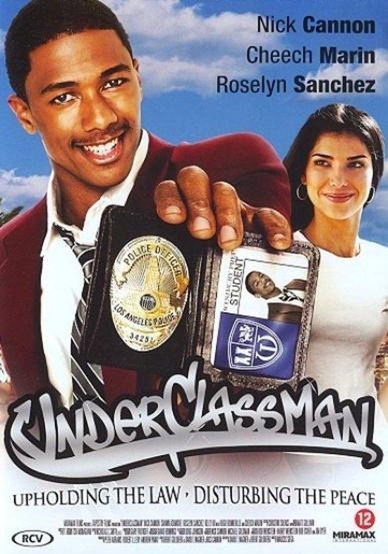 Cover van de film 'Underclassman'