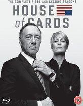 House of Cards - Season 1-2 (Import) [Blu-ray] [Region Free]