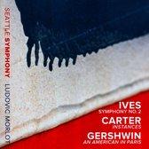 Ives - Carter - Gershwin