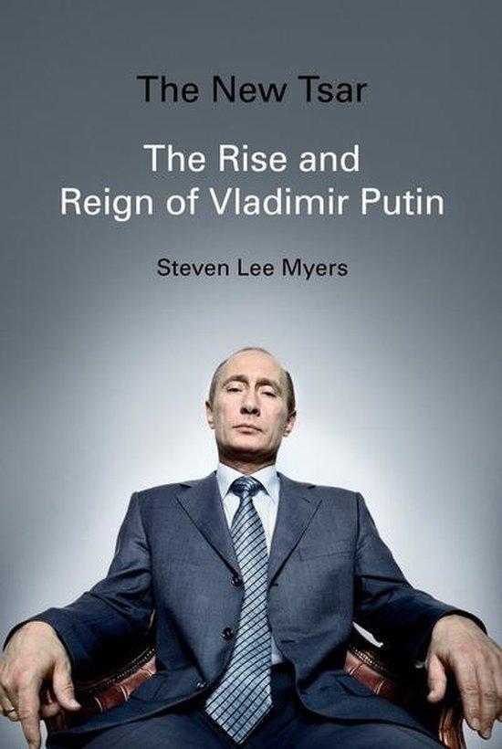 Boek cover The New Tsar van Steven Lee Myers (Hardcover)