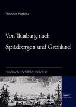 Von Hamburg nach Spitzbergen und Groenland
