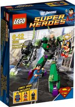 LEGO Super Heroes Superman vs. Power Armo Lex - 6862