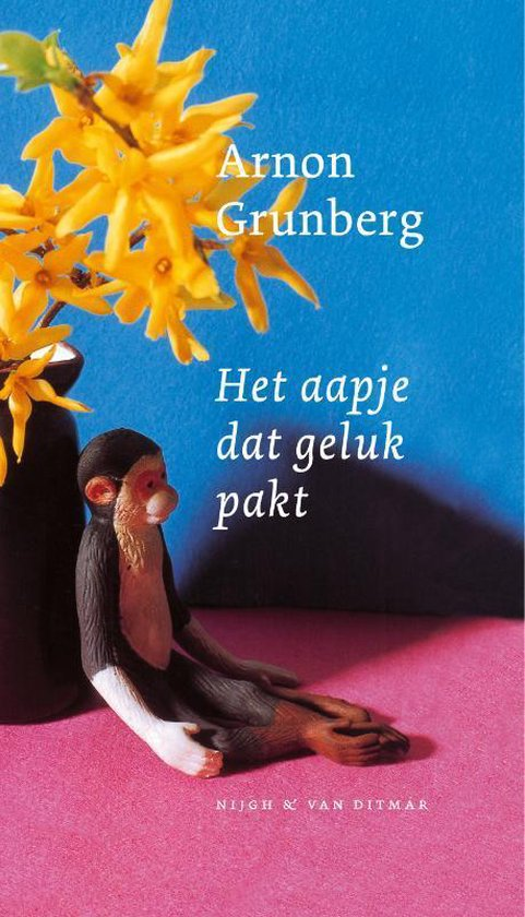 Het Aapje Dat Geluk Pakt - Arnon Grunberg |