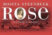Boek cover Rose - Dwarsligger van Rosita Steenbeek (Onbekend)