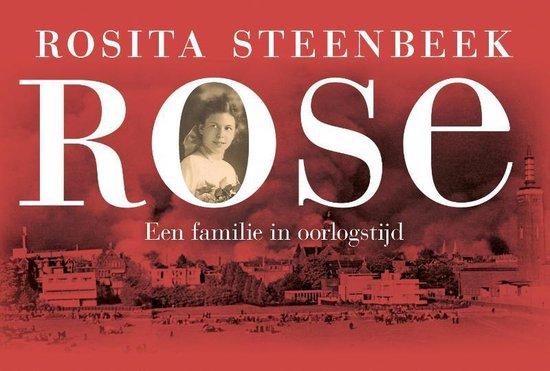 Omslag van Rose. Een familie in oorlogstijd (331)