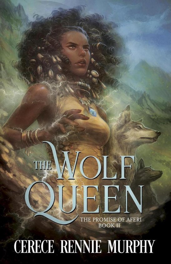 The Wolf Queen: The Promise of Aferi