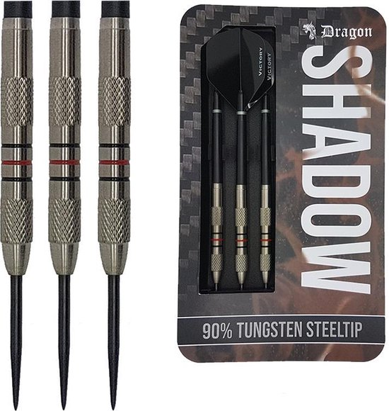 Dragon darts - Shadow - 90% tungsten - 24 gram - dartpijlen