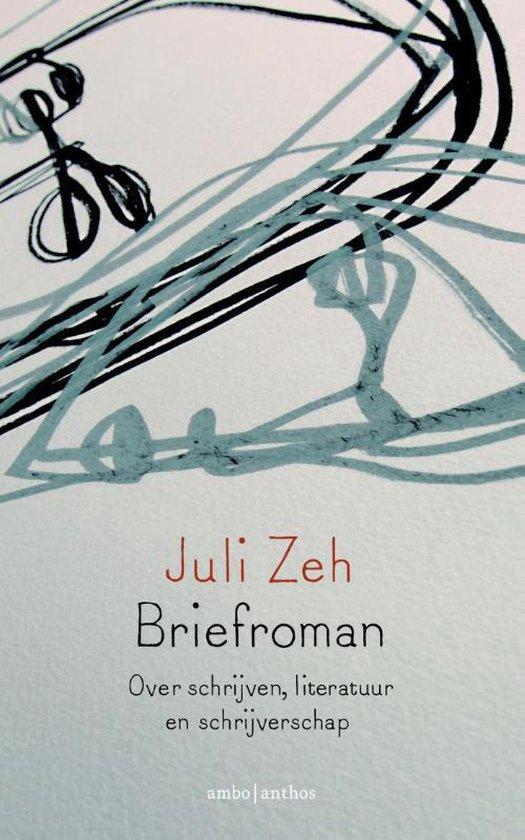 Briefroman - Juli Zeh |