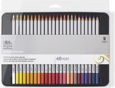 Winsor & Newton Studio Collection Soft thick-core Kleurpotloden 48 stuks