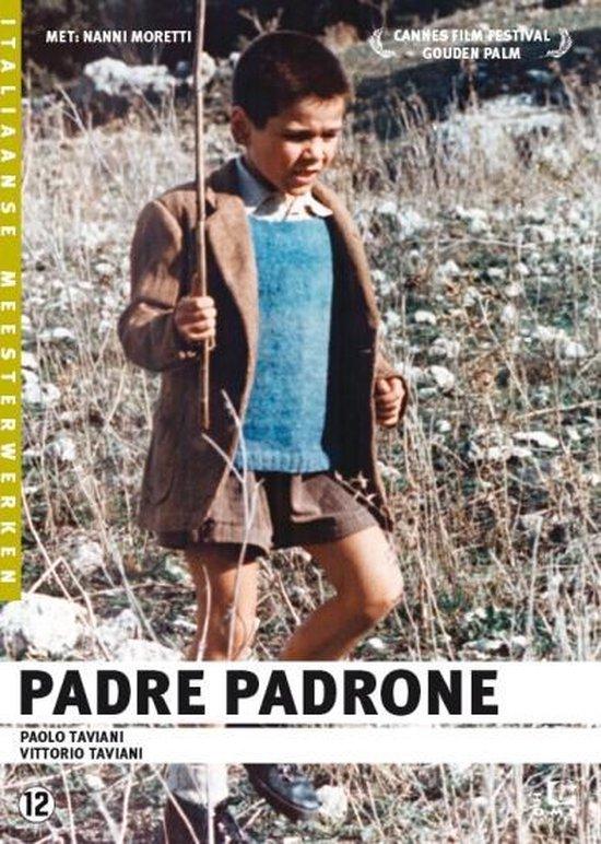 Cover van de film 'Padre Padrone'