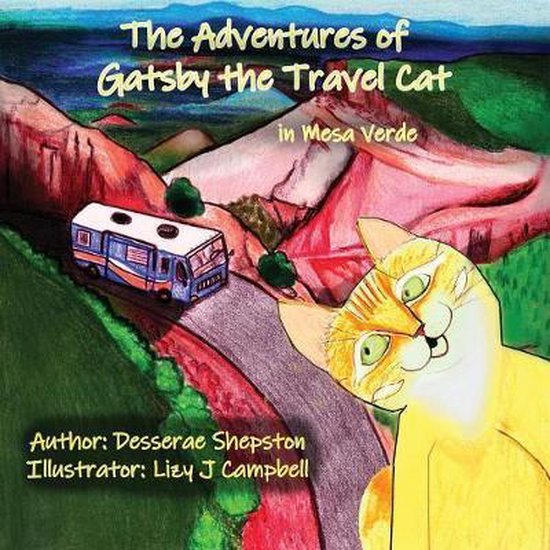 The Adventures of Gatsby the Travel Cat in Mesa Verde