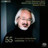 Cantatas, Volume 55