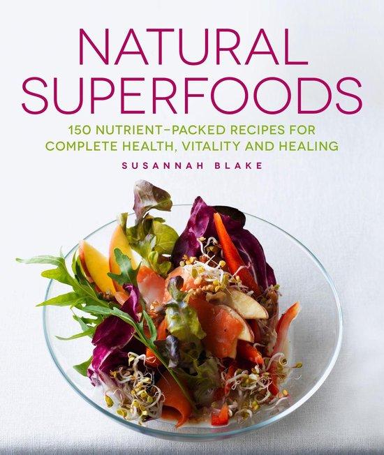 Afbeelding van Natural Superfoods