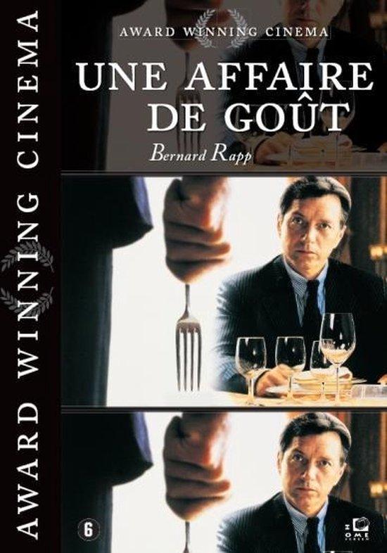 Cover van de film 'Une Affaire De Gout'