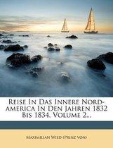 Omslag Reise in Das Innere Nord-America in Den Jahren 1832 Bis 1834, Zweiter Band