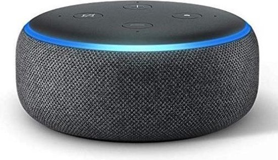Amazon Echo Dot (3e gen.) - Zwart