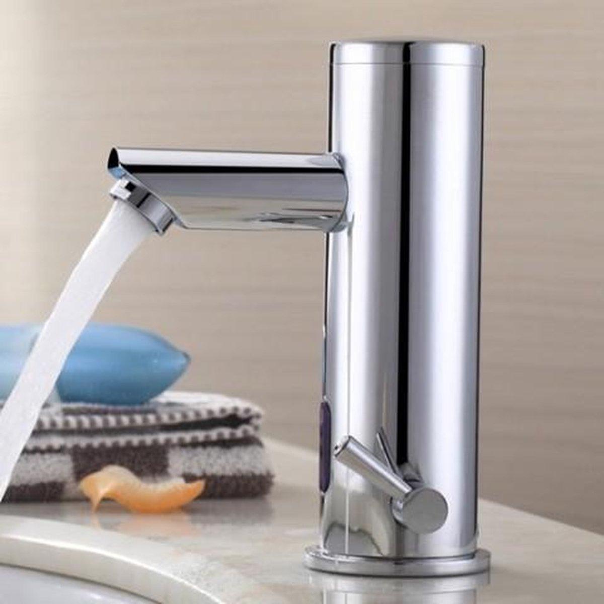Excellent Wellness Design Badkamermeubel Sensor Kraan Wastafelkraan Type: F-8023