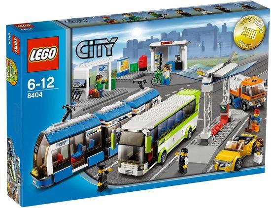 LEGO City Transport Station - 8404 - LEGO