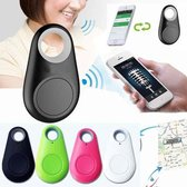Bluetooth sleutelvinder -  Tracer Met Voicerecorder - Sleutelhanger  Volg Systeem Voor Kind / Baggage Inclusief Alarmfunctie / sleutels vinder / roze