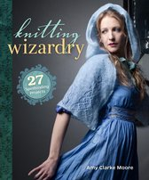 Boek cover Knitting Wizardry van Amy Clarke Moore