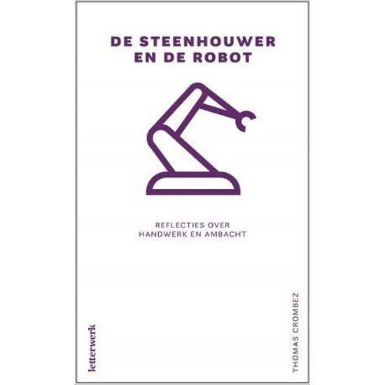 De steenhouwer en de robot - Thomas Crombez pdf epub