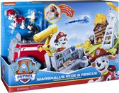 PAW Patrol Ride and Rescue Voertuig Marshall