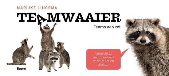 Teamwaaier - Marijke Lingsma  