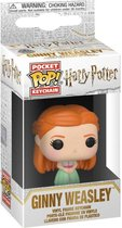 Pocket Pop! Keychain: Harry Potter - Ginny Weasley Yule Ball FUNKO