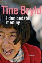 Boek cover I den bedste mening van Tine Bryld