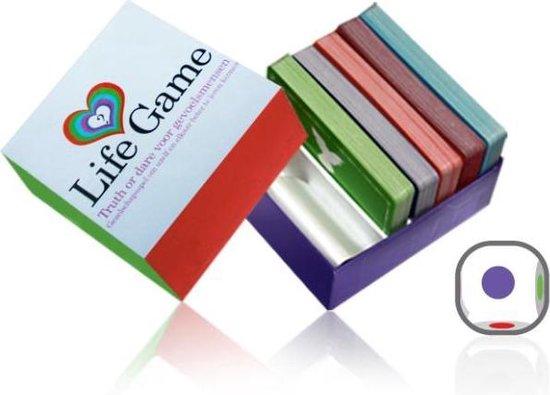 Cover van het boek 'Life game'