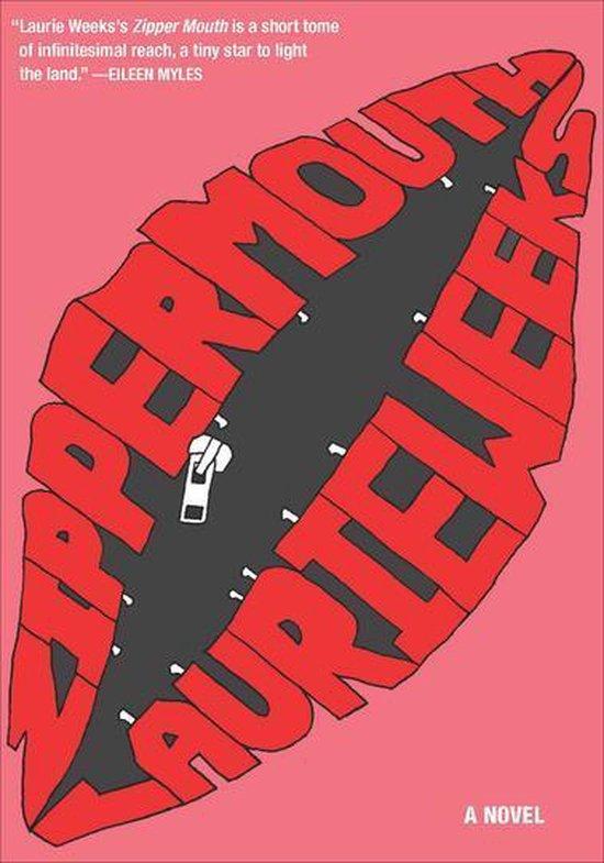 Een boekentip: Zipper Mouth door Laurie Weeks