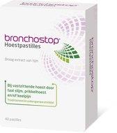 Bronchostop - Hoestpastilles - 40 stuks - tegen elke hoest