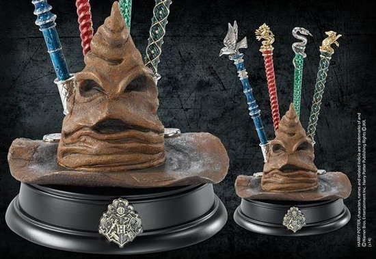 Sorting Hat pennenbak - Noble Collection