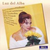 Luz Del Alba Sings Opera Arias