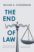 Omslag The End of Law
