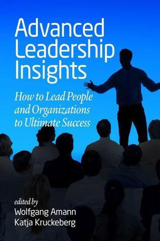 Boek cover Advanced Leadership Insights van  (Onbekend)