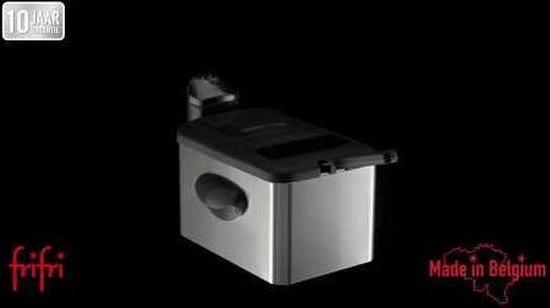 FriFri 5848 - Frituurpan - Zilver