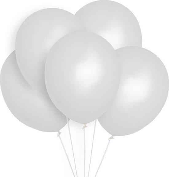 Ballonnen Wit (10st) Perfect Basics House Of Gia
