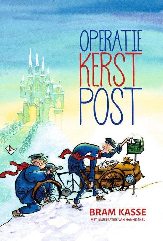 Operatie kerstpost - Bram Kasse | Readingchampions.org.uk