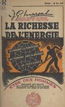 La richesse de l'énergie