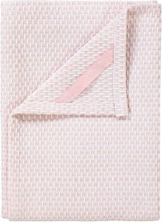 Blomus - Set 2 Tea Towels Lily White/Rose Dust RIDGE