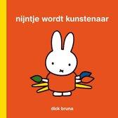 Prentenboek Nijntje wordt kunstenaar