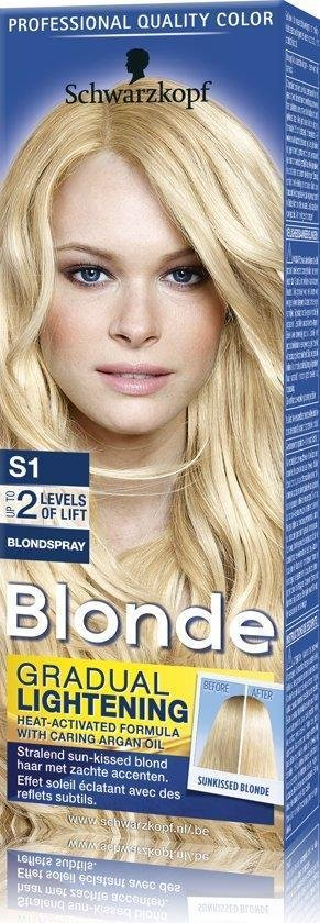 Poly Blonde Blondspray Super - Schwarzkopf