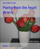 Omslag Poetry from the heart