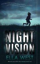 Boek cover Night Vision van Ella West