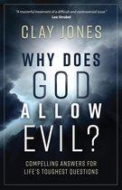 Omslag Why Does God Allow Evil?