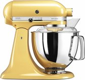 KitchenAid Artisan 5KSM175PSEMY - Keukenmachine - Pastelgeel